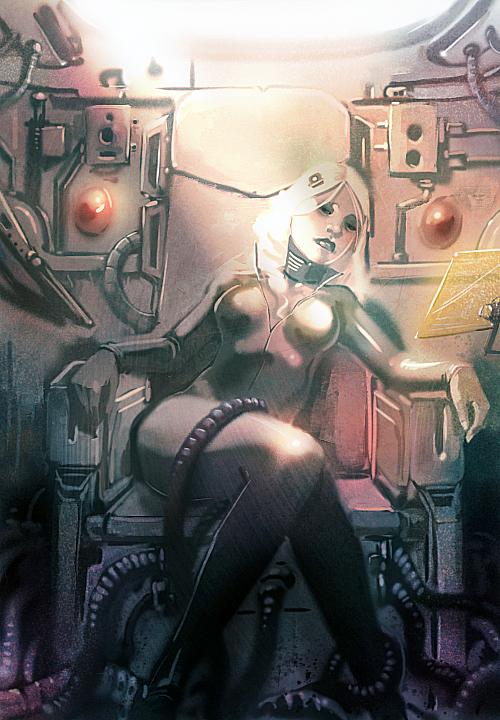 Sex'n'Bot by Samkaat