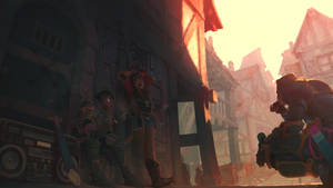 chevaliers du ghetto