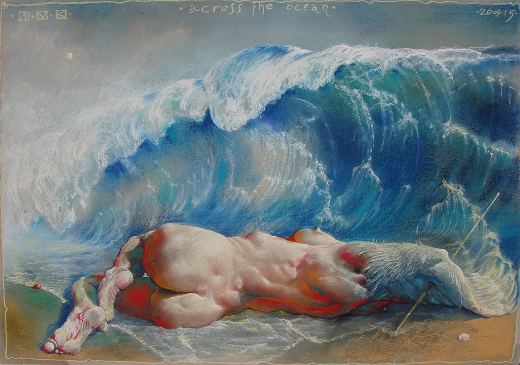 across the ocean by alkor12