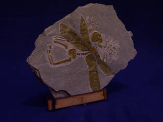 Fairy Fossil by DragonsmithArmoury