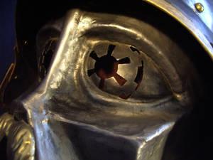 Darth Shakespeare Eye Detail