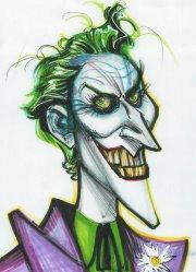 Joker by danablackarts
