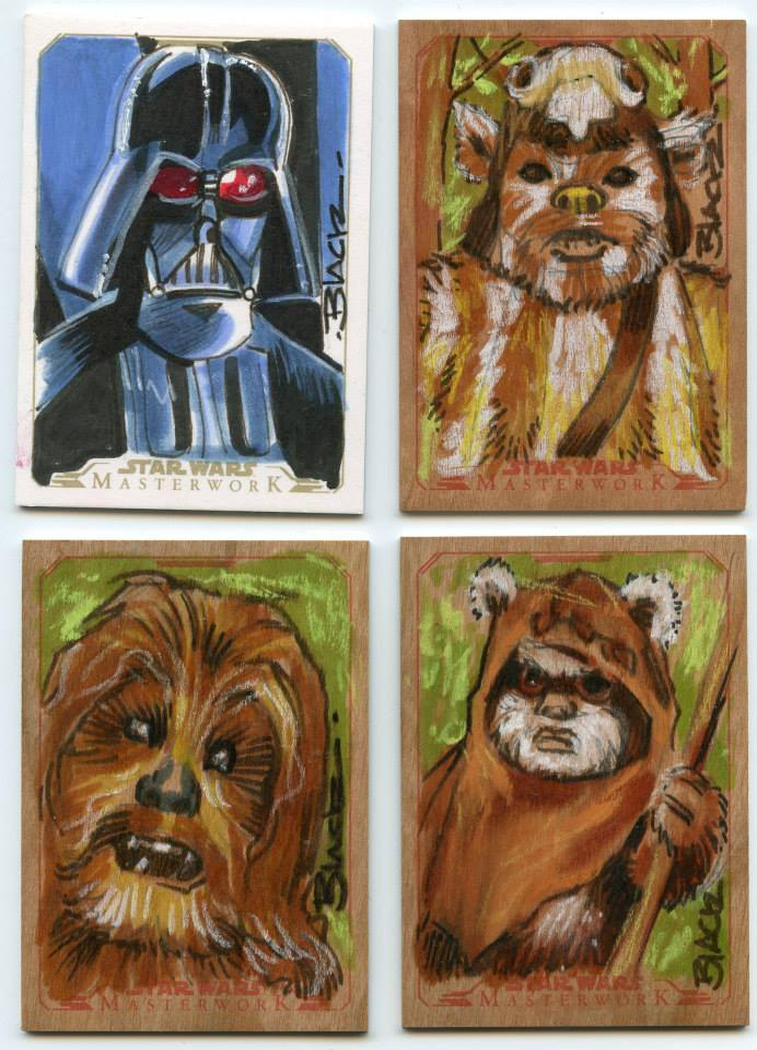 Star Wars 7 by danablackarts