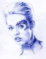 Seven of Nine by simre
