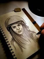 Helmet by simre