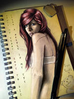 Girl Next Door by simre
