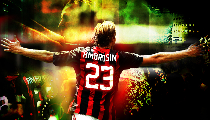 Ambrosini - A.C. Milan by andrea10