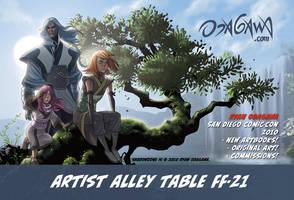Cover to Art of Ryan Odagawa by RyanOdagawa