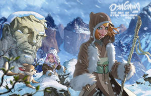Cover to my new ARTBOOK!