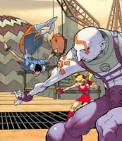 SF- Chun Li vs. Necro by RyanOdagawa