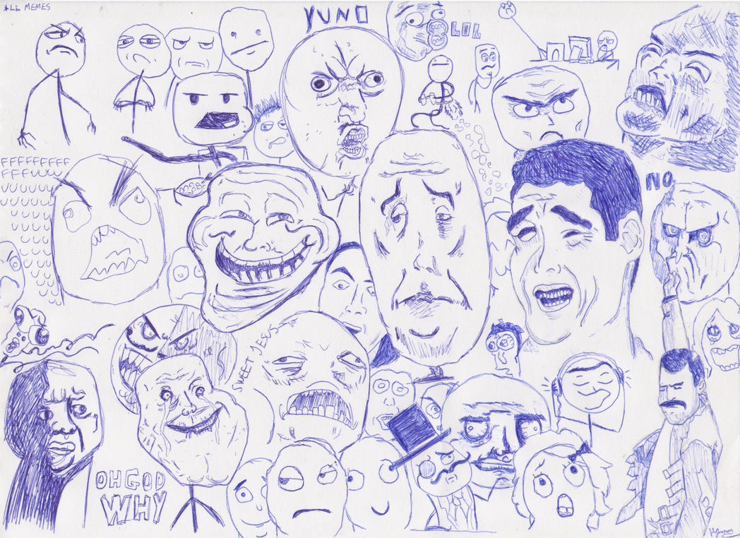 rage_comics___faces___memes___by_ms_make d5254v1 rage comics faces ( memes ) by ms make on deviantart