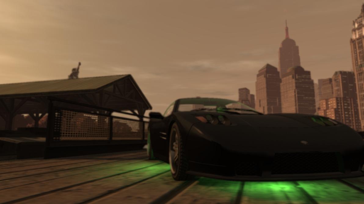 GTA IV - Neon Coquette by MS-Make
