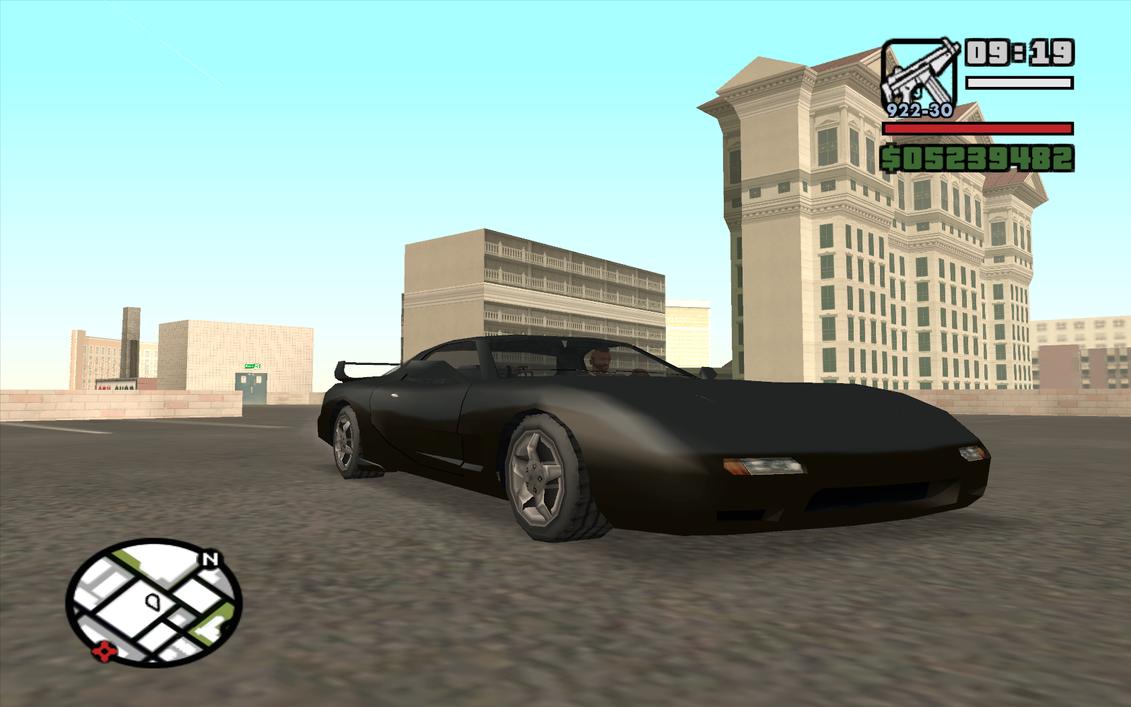 GTA SA - ZR-350 by MS-Make