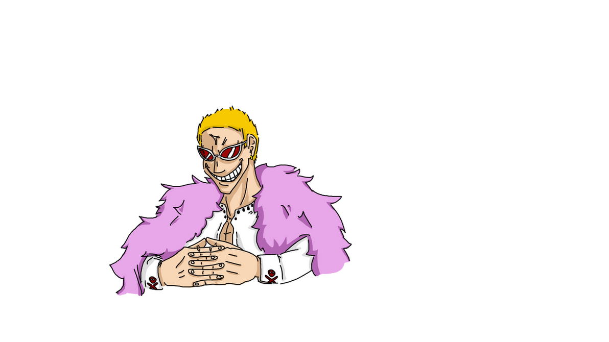 Donquixote Doflamingo by MS-Make