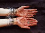 Sleepless henna in