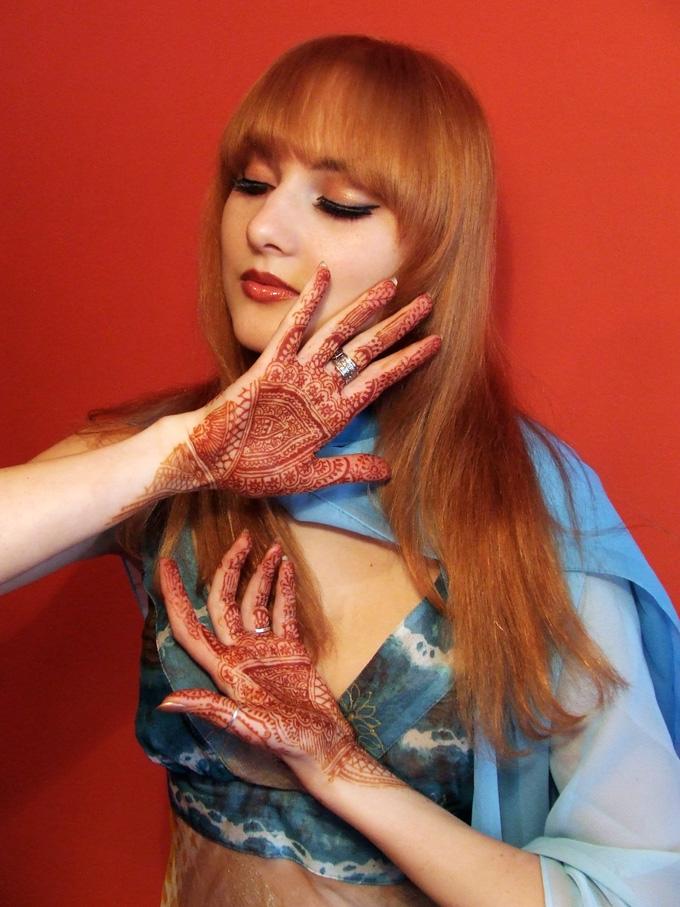 Sleepless henna