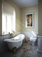Bathroom by nentamer