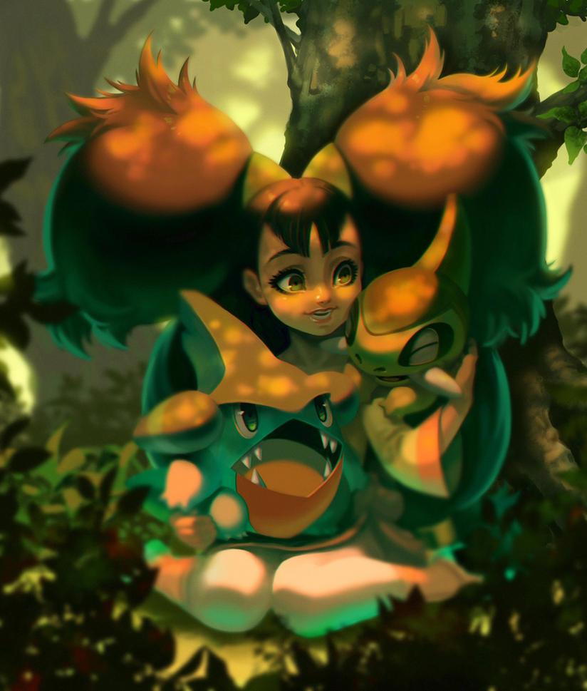 Dragon Master Iris by ScarletDesires