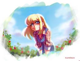 harvest moon Claire
