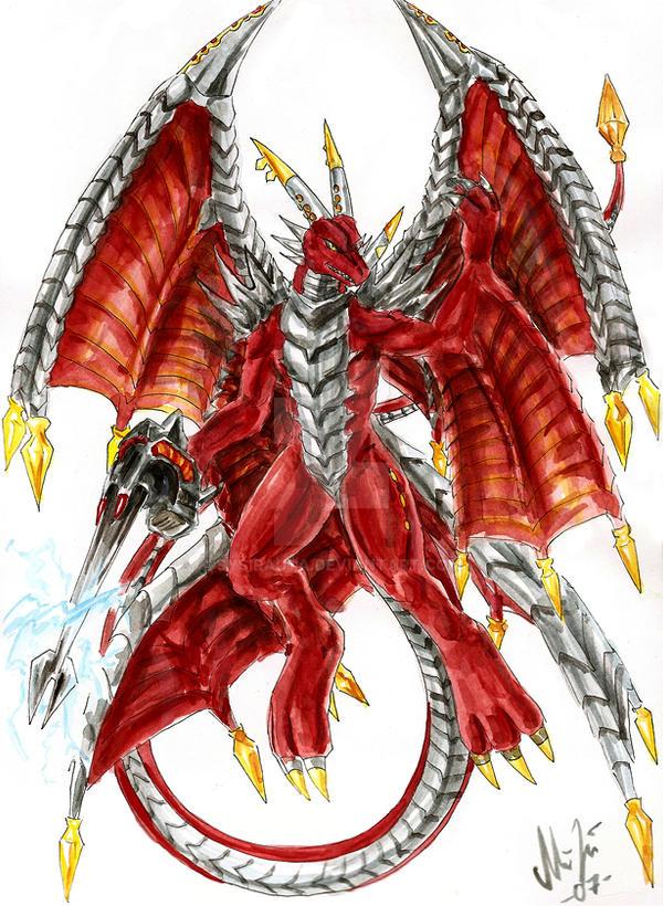 11th Royal Knight - Examon by Sysirauta on DeviantArt