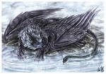 Gryph called Lord by Sysirauta