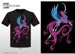 Purple Qilin T-shirt V.2