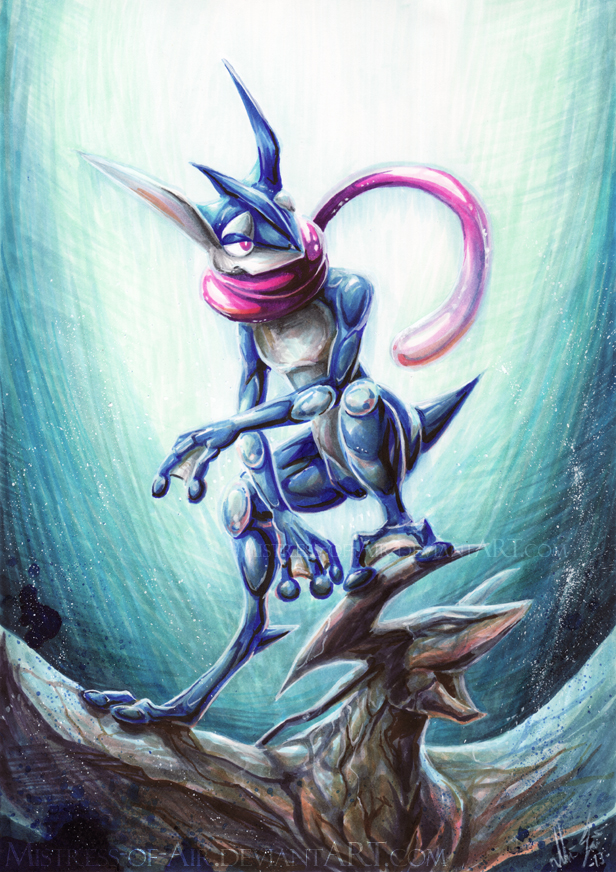 Ninja's grace by Sysirauta