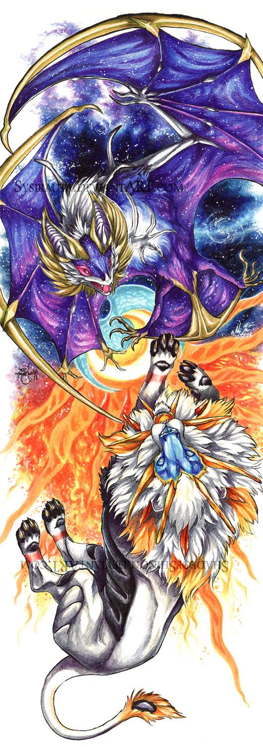 Duality II: Sun and Moon