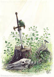 Until Vines Grow Their Name by Sysirauta