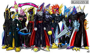 Organization XIII ...WTF... by Sysirauta