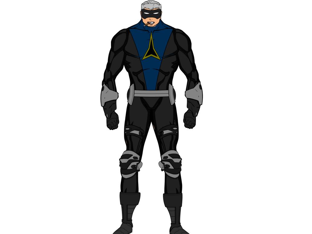 Captain Titan ! by Slashh-20000