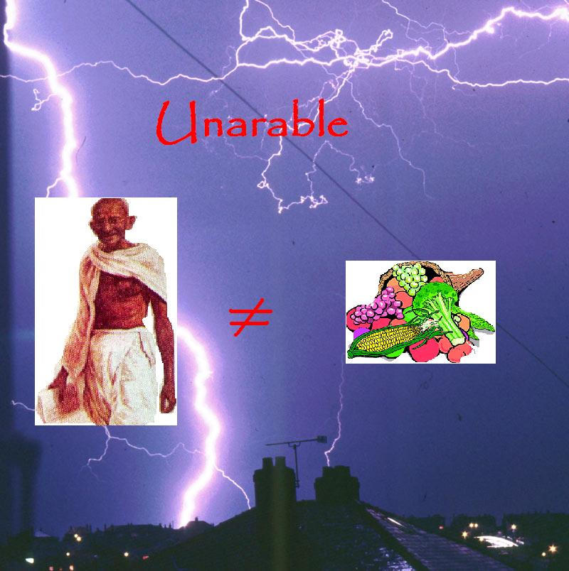 Gandhi and Vocab by Teh-Inferior