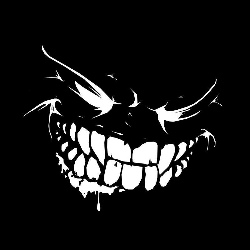 Scary face by 2bitmisfit on deviantart for Evil face pumpkin template