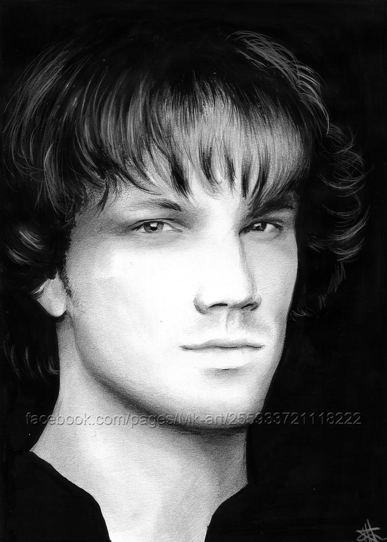 Sam Winchester 2 by Mikyechelon
