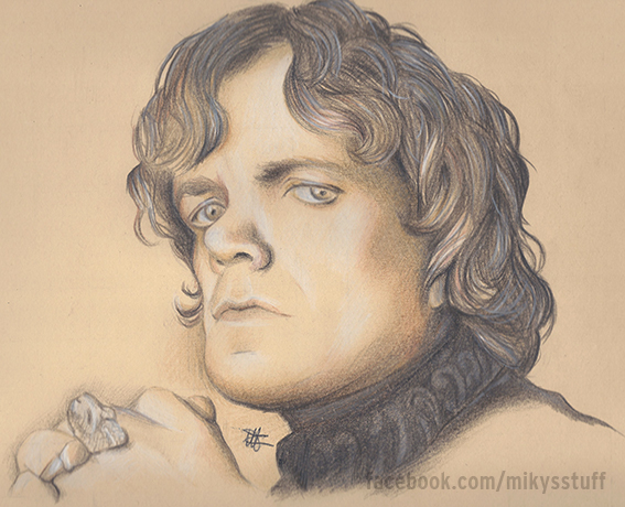 Tyrion Lannister by Mikyechelon