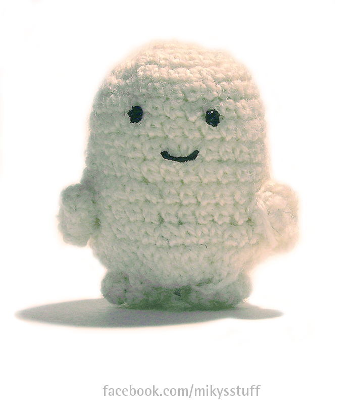 Amigurumi Adipose by Mikyechelon
