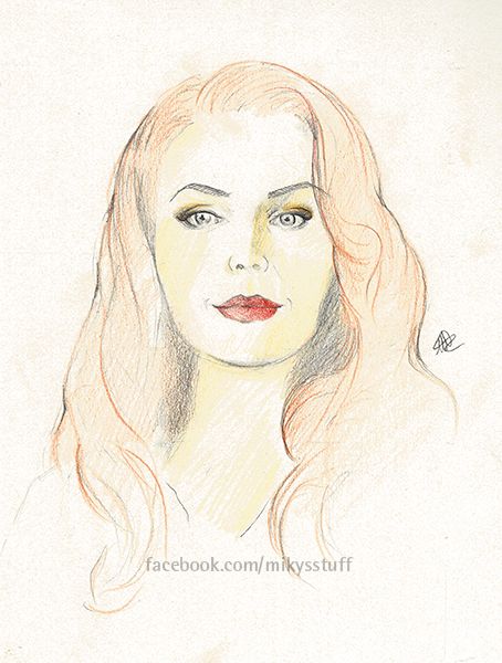 Quick Sketch: Abaddon by Mikyechelon