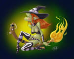 Witchy Boo