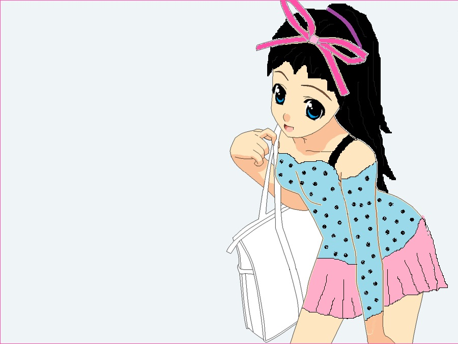 Girly girl anime by noxiousillusions on deviantart - Girly girl anime ...