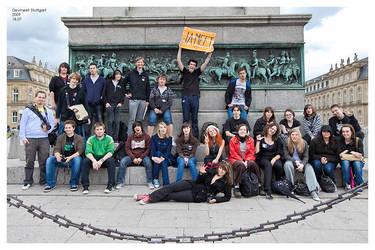 devMEET Stuttgart 18.7. Gruppe by devMEET-Stuttgart