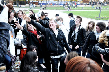 The Crowd by devMEET-Stuttgart