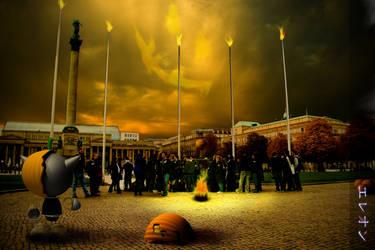 pumpkinz all over by devMEET-Stuttgart