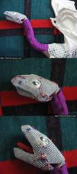 Sock-head dragon - Roar by Batri
