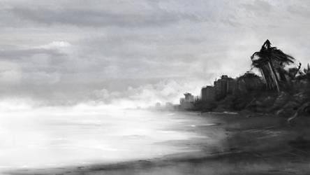 The Beach by DaakSM