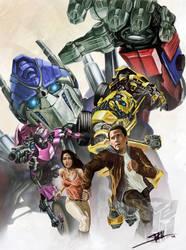 Transformers by DaakSM