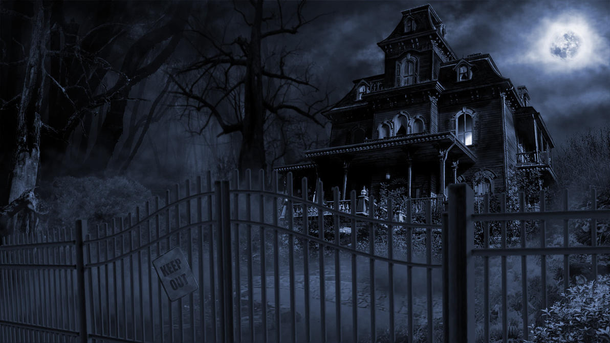 Haunted House By DaakSM On DeviantArt