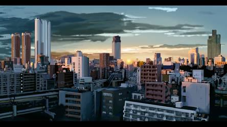 Inner City by DaakSM
