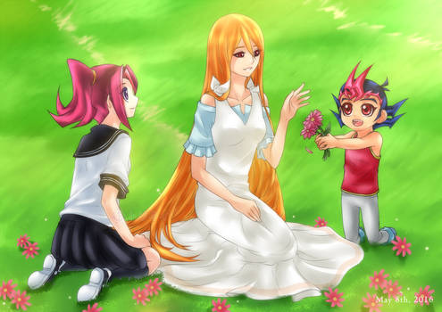 YGO ZeXal: 2016 Mother's Day