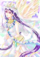 YGO Arc-V: Wings of Freedom [+SPEEDPAINT] by YWaiAiI
