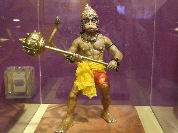 Character Design Hanuman : Hanuman in real d by roobles on deviantart